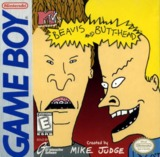 MTV's Beavis and Butt-Head (Game Boy)